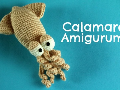 Calamaro Amigurumi   World Of Amigurumi
