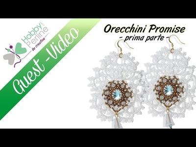 Orecchini Promise | TUTORIAL - HobbyPerline.com