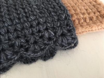 Scuola di Uncinetto Allegretta Handmade Lez.6: Punto maglia