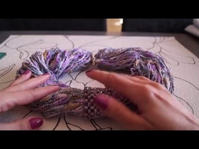 Tutorial collana sciarpa (prima parte)