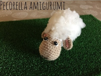 Pecorella Amigurumi.sheep Amigurumi