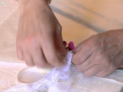 Come realizzare segnaposti elegantissimi per il matrimonio tutorial