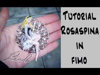 Tutorial fimo : Rosaspina - Disney