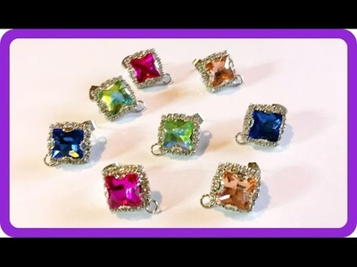 Perni per orecchini e tanto altro! i miei acquisti di materiale per bijoux da Aiasi Milano