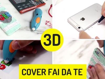 FACCIAMO UNA COVER per SMARTPHONE con la PENNA 3D