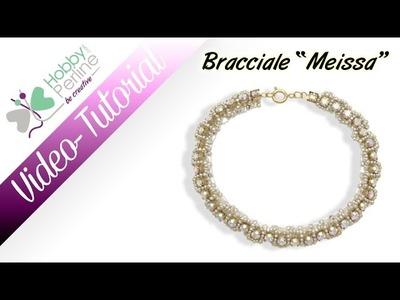 "Bracciale ""Meissa"" | TUTORIAL - HobbyPerline.com"
