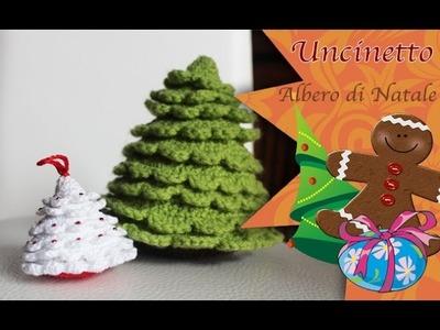 Uncinetto amigurumi: Albero di Natale