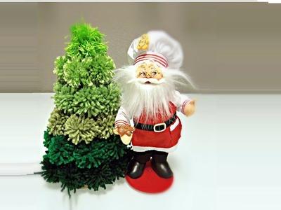 Albero di Natale pon pon, Pom Pom Christmas Tree