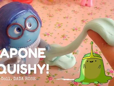 SAPONE SQUISHY e SLIME DIY!!! *_* coll. Dada Rose