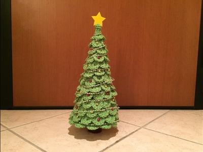 Albero di Natale all'Uncinetto (tutorial)