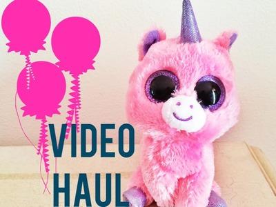 ∆ Haul. Pyssla , Beanie Boos, Unicorn +BornPrettyStore Recensione