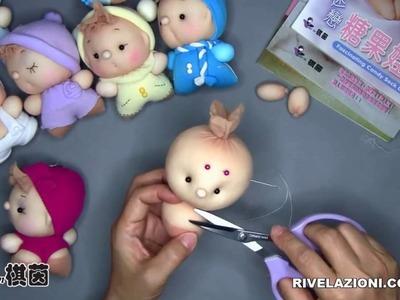 Come fare delle bamboline con le calze di nylon