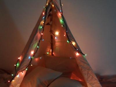 Crea una Divertente Tenda da Campeggio in Casa - Fai da Te Casa - Guidecentral