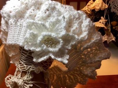 Tutorial Mi Primera BOINA A Crochet paso a paso