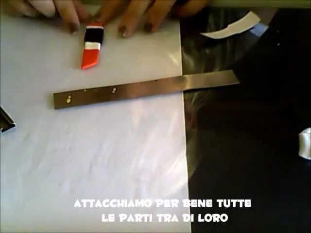 DIY:Lipstick tutorial fimo. polymer clay