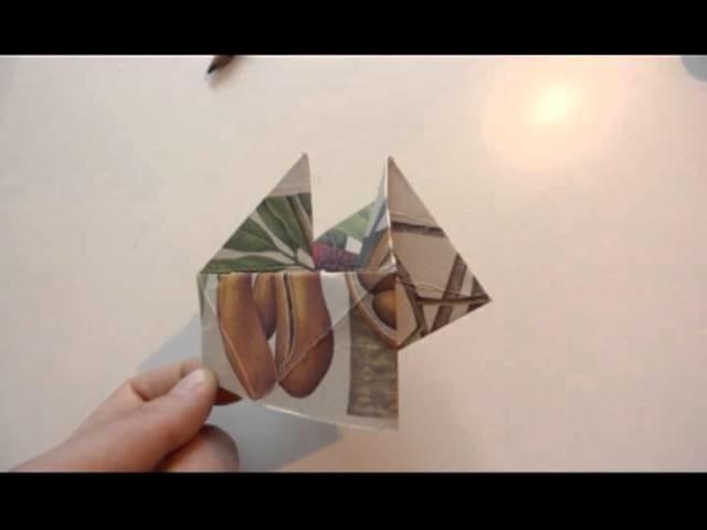 La magia degli origami