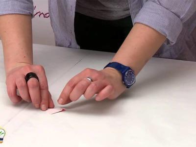 La Piccola Bottega delle Idee: Collana di Origami