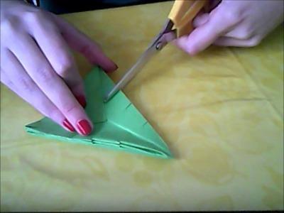 Origami #2 albero di natale