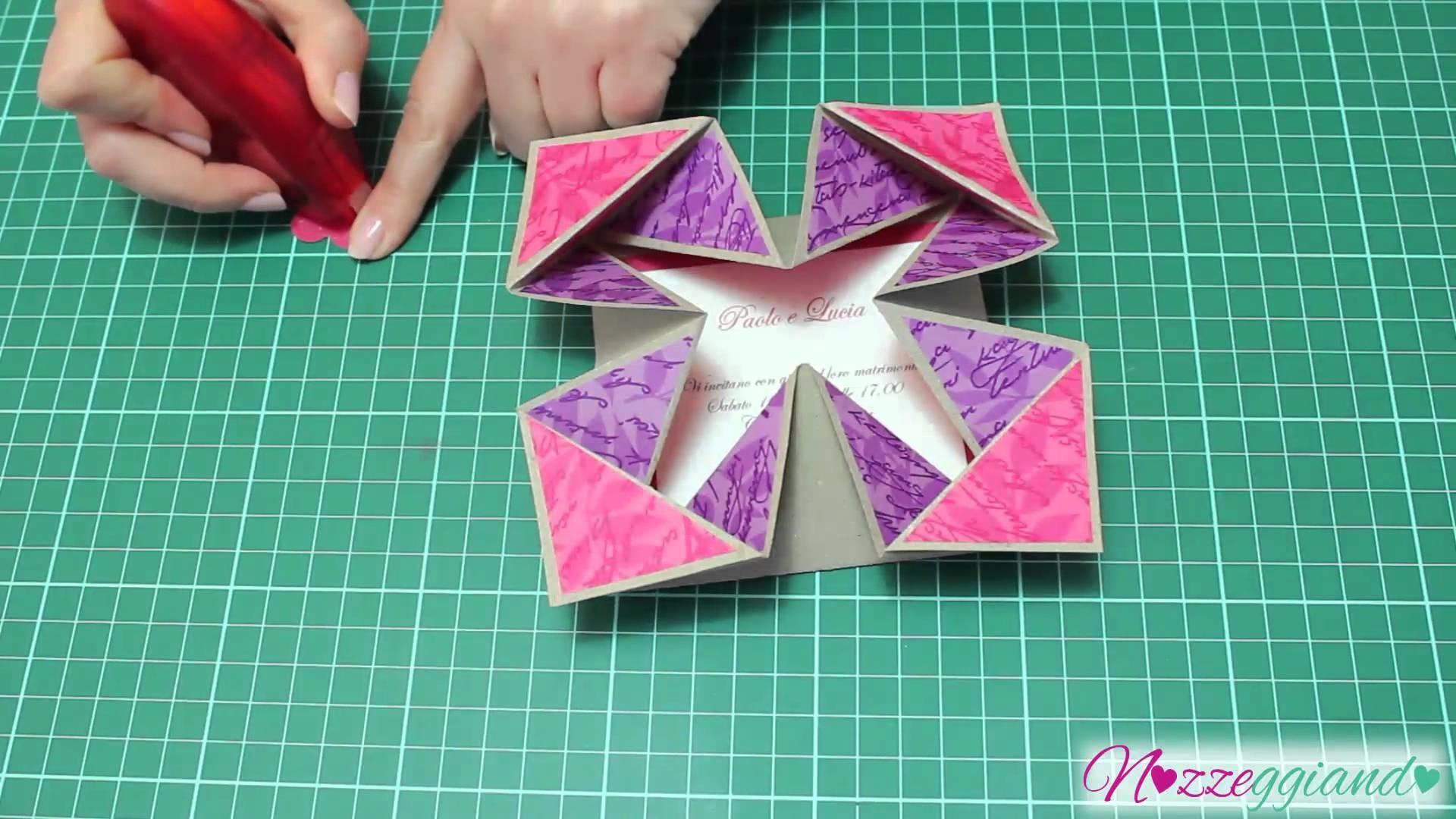 Origami a colori   Partecipazioni   Trailer Nozzeggiando