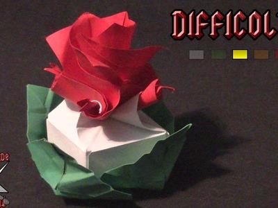 [ORIGAMI ITA] Variante Scatola Di San Valentino (Tadashi Mori) || San Valentino Special