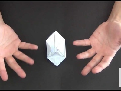 ORIGAMI TUTORIAL #9: LA PALLA. THE BALL