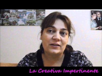 Prove Creative - Spirale Crochet - Infeltrimento Lana Cardata