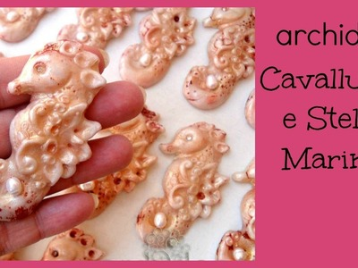 Tutorial | Polymer Clay | Bomboniere a tema marino | DIY Wedding Favors