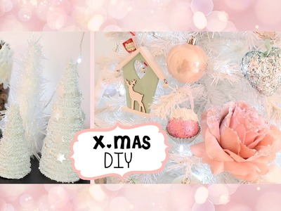 XMAS DIY Home Decor: Idee Decoro Fai da te ♡