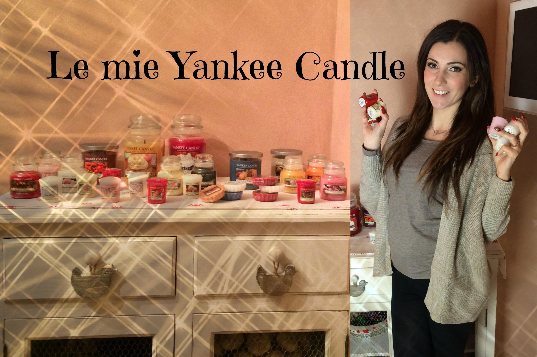 Yankee Candle! Le mie preferite + info utili