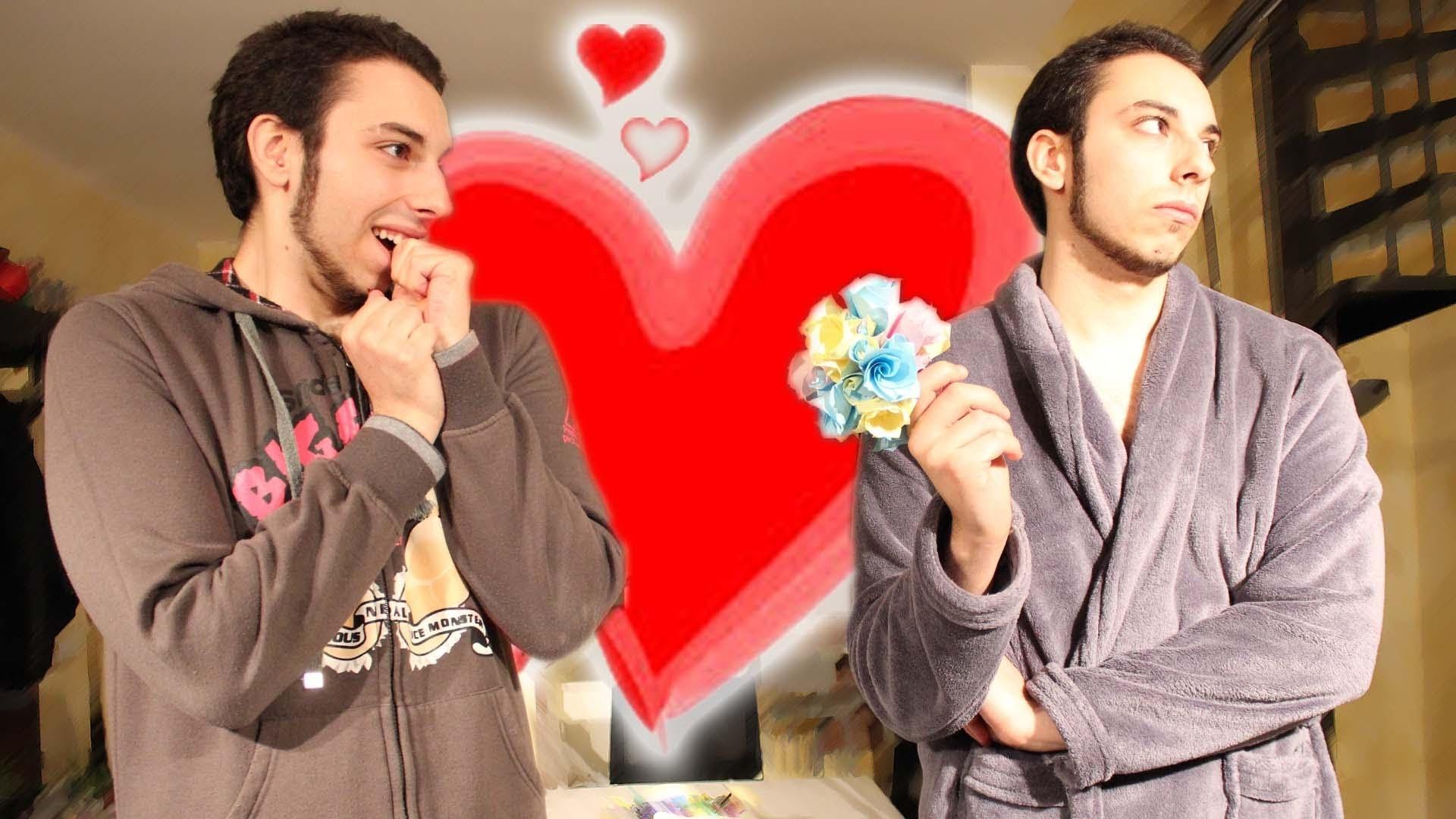 A San Valentino Gli Origami VANNO FORTE!!!!