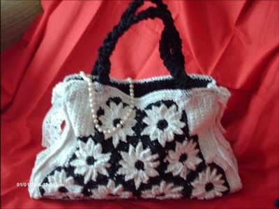 COLLANE, BORSA E ACCESSORI CROCHET