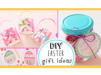 DIY: Easy Easter Gift Ideas ❀