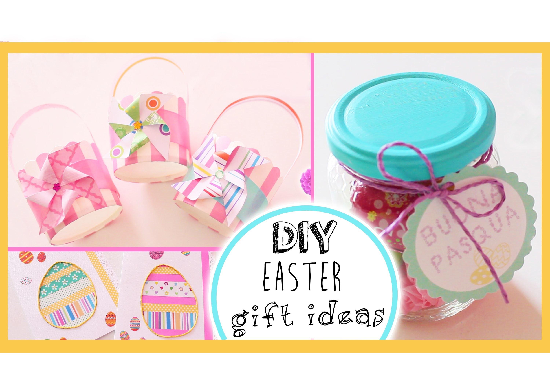 DIY: Easy Easter Gift Ideas ❀