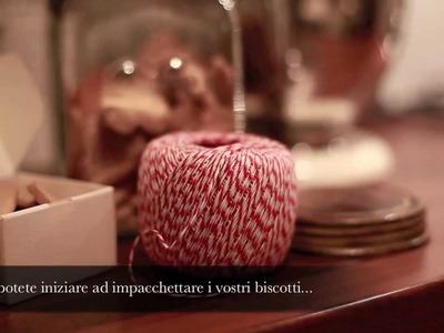 DIY: Holiday Baking & Cookie gift idea