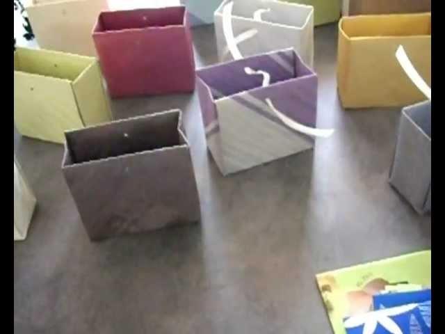 Origami e scrap