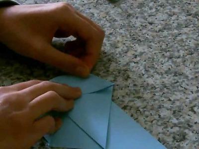 Origami Fish Pesce (Tutorial