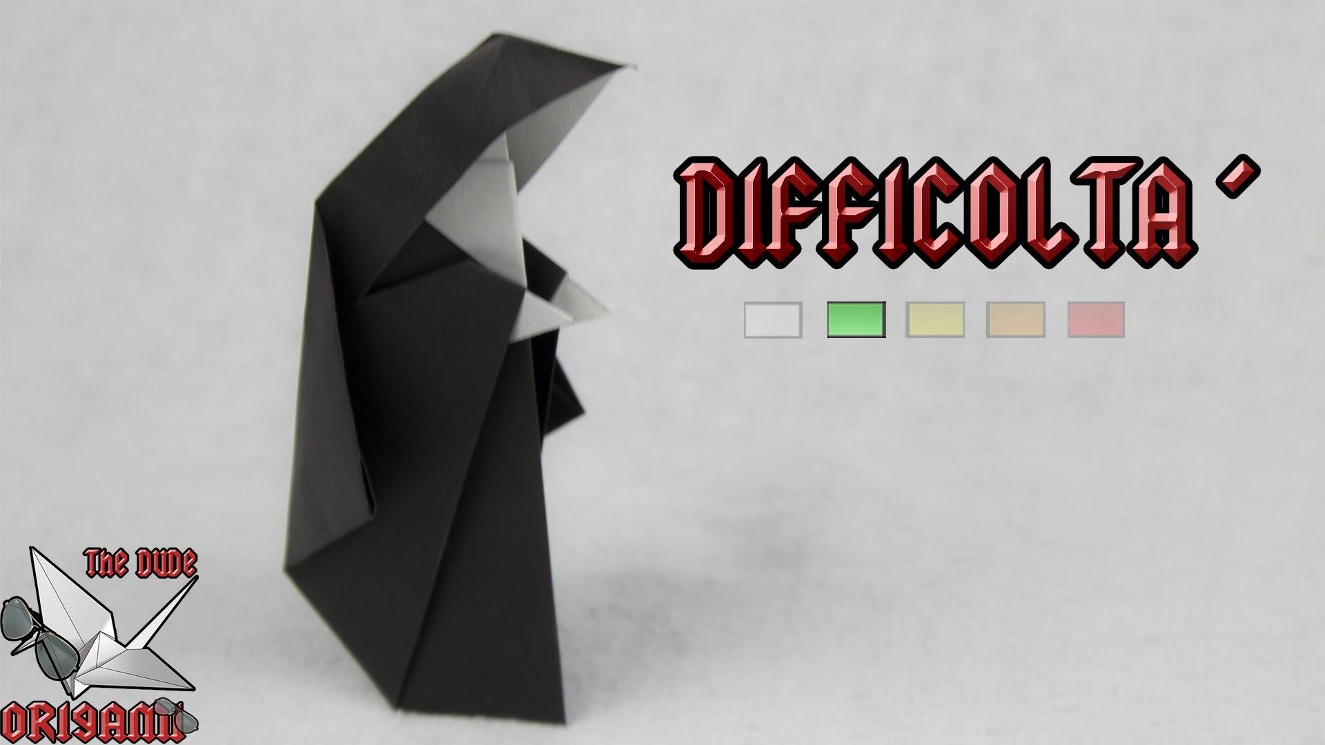 [ORIGAMI ITA] Suora || Origami Facili