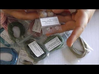 Recensioni Acquisti Fettucce Soutache e Twin Beads