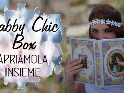 Shabby Chic Box | Apriamola insieme | Review | cosedicasashop.com