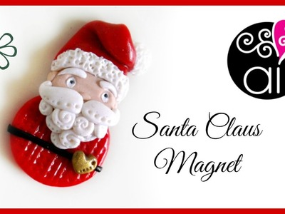 Tutorial Babbo Natale | Polymer Clay | DIY Santa Claus | Merry Christmas