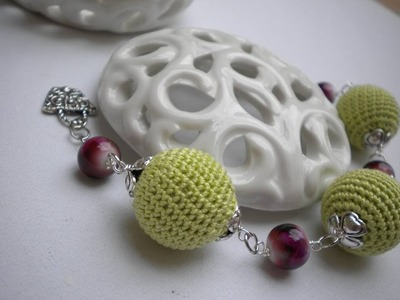 Tutorial DIY Sfera Uncinetto.Crochet