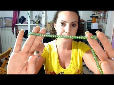 DIY tutorial bracciale chan luu parte1
