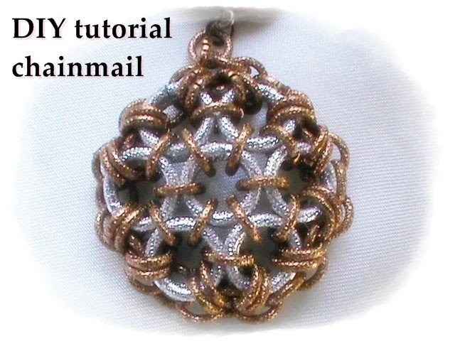 DIY tutorial chainmail