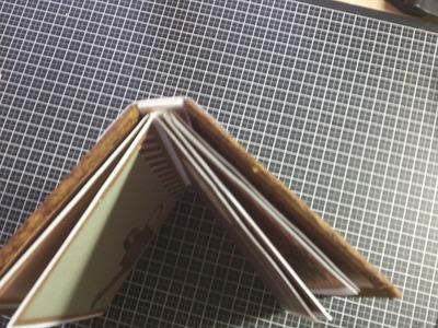 Mini album con le buste da lettera- Scrapbooking Tutorial | Scrapmary