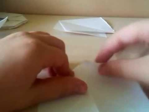 Origami come fare una stella ninja a otto punte