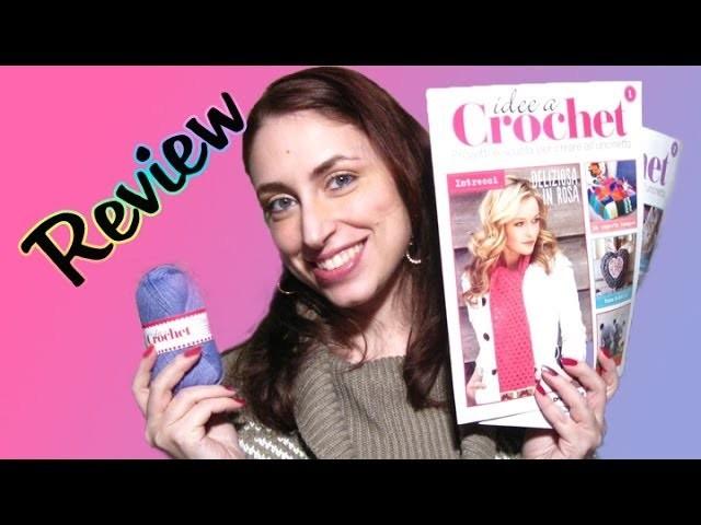 Review | Idee a Crochet - De Agostini