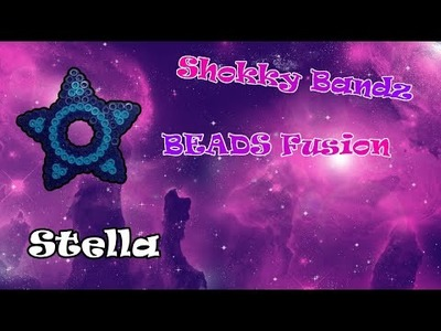 Shokky Bandz Beads Fusion || Tutorial STELLA