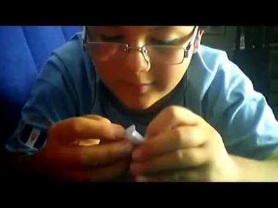 Origami cuore tutorial ita.origami heart tutorial