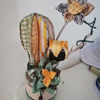 Composizione vaso