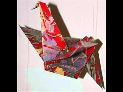 Baci per te - origami